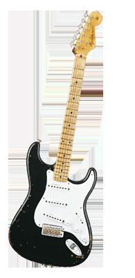 Fender eric clapton tribute stratocaster for Chitarre magazine