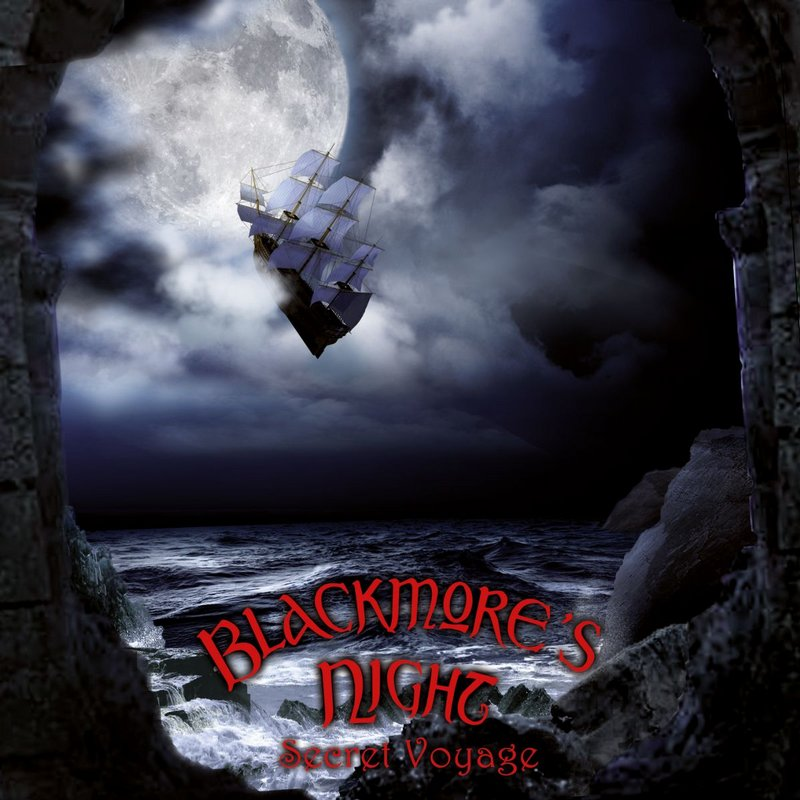 Cover di Secret Voyage, Blackmore's Night