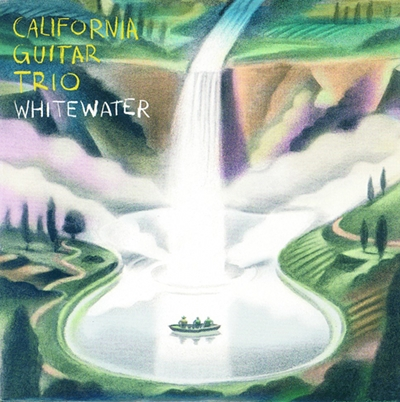 Cover di Whitewater, California Guitar Trio