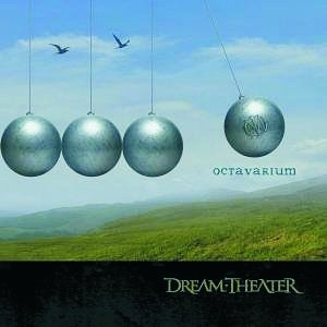Cover di Octavarium, Dream Theater