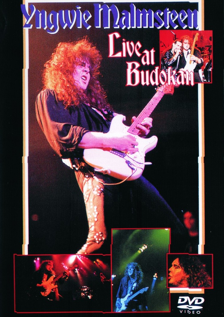 Cover di Yngwie Malmsteen, Live at Budokan