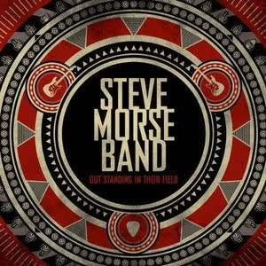 Cover di Out Standing in their Field, Steve Morse Band