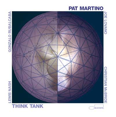 Cover di Think Tank, Pat Martino
