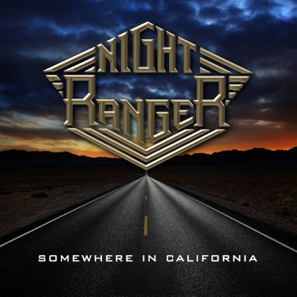 Cover di Somewhere In California, Night Ranger
