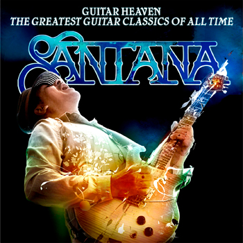 Cover di Guitar Heaven: The Greatest Guitar Classics Of All Time, Santana