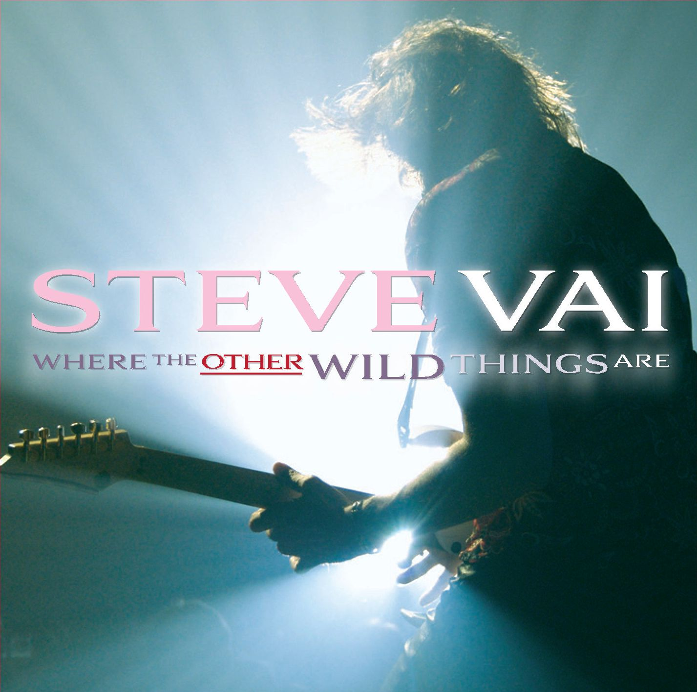 Cover STEVE VAI Where The Other Wild Things Are
