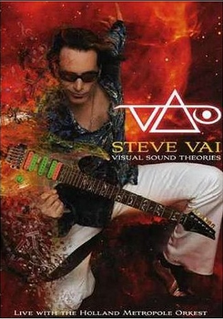 Cover STEVE VAI Live at the Astoria