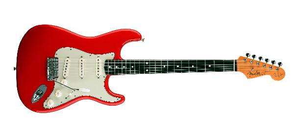 Fender mark knopfler signature stratocaster for Chitarre magazine