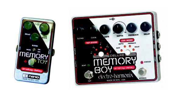 Electro-Harmonix Memory Toy Nano / Deluxe Memory Boy