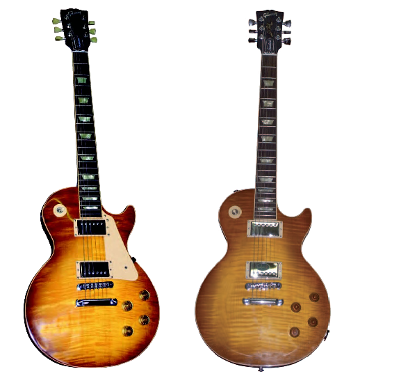 Gibson Les Paul Standard e Traditional