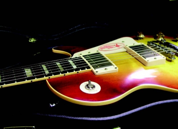 Gibson Les Paul '57 Gold Top '58 Plain Top '59 e '60 Std