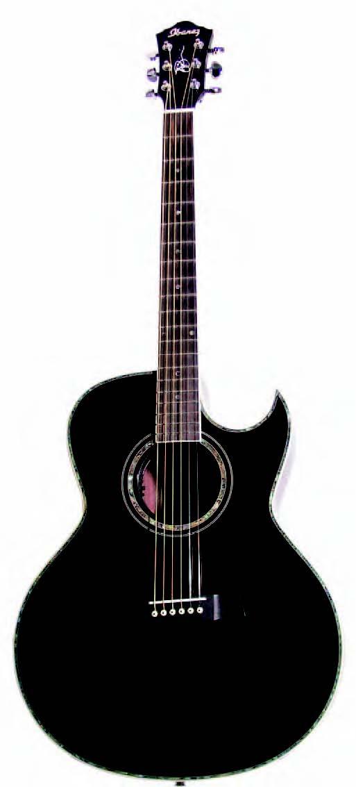 Ibanez JSA 10-BK Joe Satriani