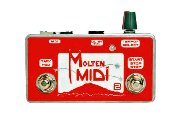 Molten MIDI 2
