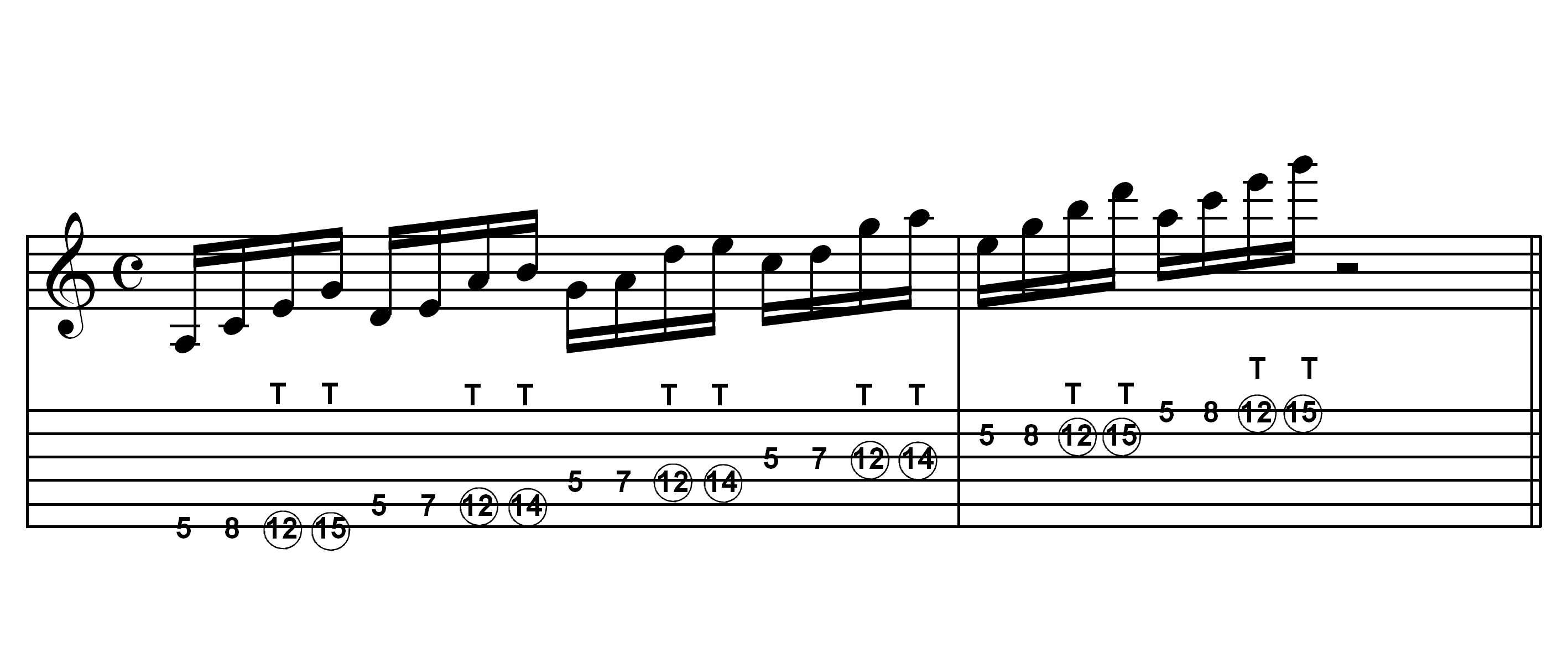 spartito Jennifer Batten