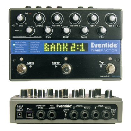 eventide time factor